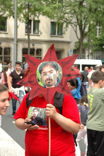 Kundgebung gegen Erdogan, Köln 22.06.2013