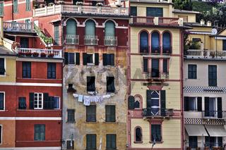 Fenster von Portofino