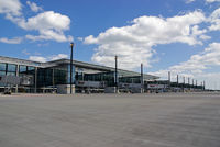 Main terminal Berlin Brandenburg Airport