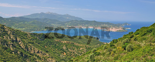Portoferraio auf der Insel Elba