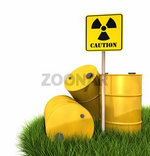 Radioactive Landfill