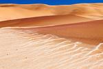 In den Dünen der Namibwüste