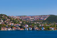 Istanbul Turkey view