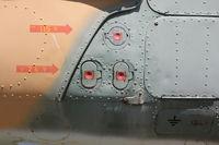 Detailaufnahme Helikopter
