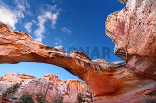 Hickman Natural Bridge Utah