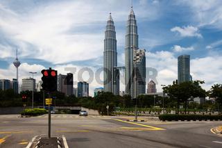 Petronas Twin Tower in KL