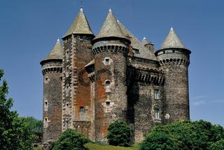 Frankreich, Aveyron: Chateau de Bousquet