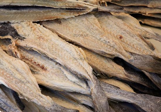 Bildergebnis für Gambia Stockfisch
