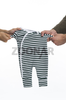 Symbolbild Streit ums Kind