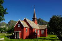 Kirche von Flakstad
