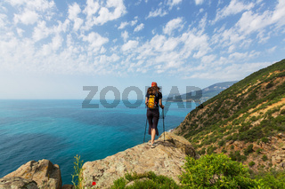 Hike in Crimea