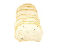 helles Brot in Scheiben