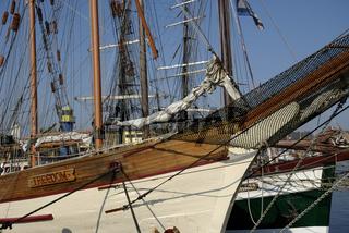 Segelschiff Freedom in Eckernförde
