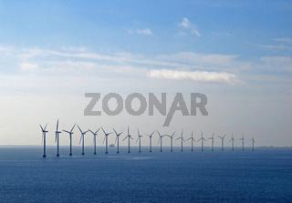 Offshore Windpark Dänemark