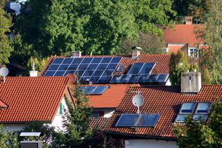 Energiegewinnung mit Solaranlagen