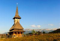 kirche rumänien Karpaten