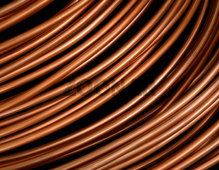 Background Isolation Of Copper Tubing Or Pipes With Clipping Path