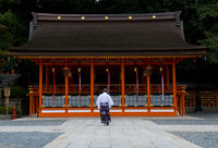 Fushimi Inari-taisha Shrine in Kyoto Japan This shrine