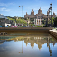 National Museum in Barcelona, Spain