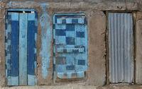 Toilettentueren in Tansania