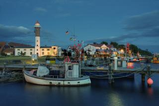 Hafen und Leuchtturm Timmendorf