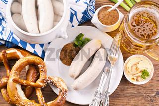 Oktoberfest breakfast
