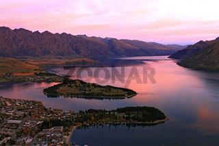 Lake Wakaitipu
