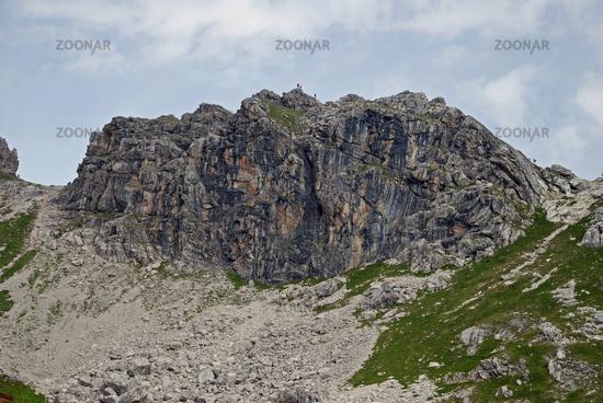 Klettersteig Nebelhorn : Klettersteige rund um oberstdorf im allgäu