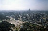 Pjongjang Überblick