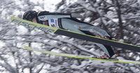 Skifliegen Oberstdorf - HAJEK Antonin CZE