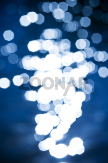 Shining Water тot in focus