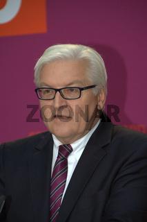 Pressekonferenz SPD-Troika: Kanzlerkanditatur Peer Steinbrück