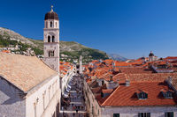 Dubrovnik main street