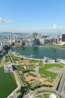 Macau city view
