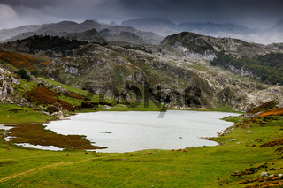 Lake Ercina