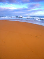 Warrnambool Beach in Australia