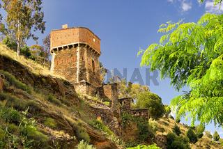 Alcantara Burg - Alcantara castle 02