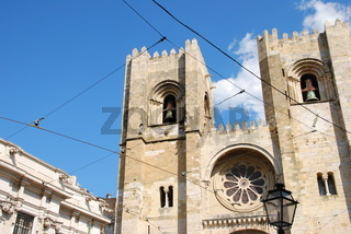 oldest church/chapel in the city of Lisbon