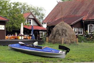 Historischer Spreewaldhof in Leipe