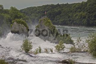 Rheinfall bei Schaffhausen