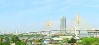 The Bhumibol Bridge