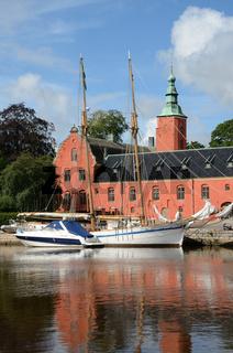 The Castle of Halmstad (Sweden)