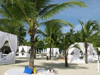 Strand für VIP Gäste