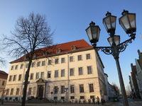 Schloss am Lüneburger Marktplatz