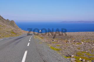 Road in Varanger