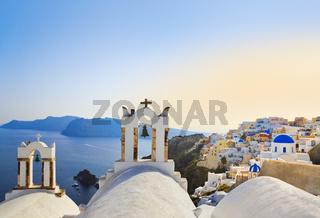 Santorini sunset (Oia) - Greece