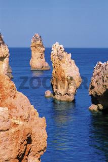 Portugal: Ponta da Piedade in Lagos, Algarve