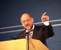 Martin Schulz, Präsident des Europa-Parlments
