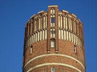 Alter Wasserturm in Lüneburg