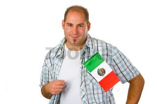 Freundlicher Mexikaner